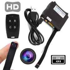 Smallest HD DIY Module Camera Video MINI DV DVR Motion Detect Remote Control Cam