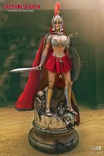 PHICEN Super Flexible Seamless Female Body Captain Sparta 1/6 FIGURE w/ Base