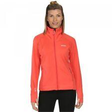 Regatta Womens Ladies Morona Softshell Walking Hiking Jacket in Peach Size 16