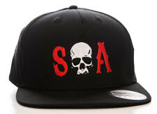 Cappello Sons Of Anarchy - S-O-A Snapback Cap Hat Beechfield