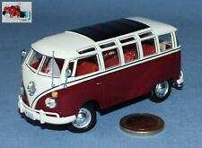Schuco & Hongwell 1/43 : VW Volkswagen Transporter Minibus Multiples Versions
