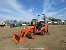 2013 Kubota BX25DLB 4WD Backhoe Wheel Loader Diesel Tractor PTO Bucket