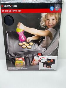 Swiss Tech On The Go Travel Tray Kids  3+ Toddler