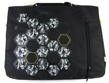 AHA imbottito NOTEBOOK PC MESSENGER BAG 15.4 in (ca. 39.12 cm) con tasche