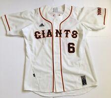 2012 Tokyo Yomiuri Giants Baseball Jersey Adidas Hayato Sakamoto #6 Size Large