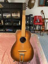 Vintage Parlor Guitar