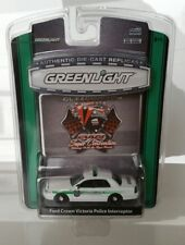 Greenlight Ford Crown Victoria Police Interceptor GL Convention Exclusive 2009