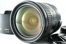 NEAR MINT AF-S DX VR Zoom-Nikkor 18-200mm f/3.5-5.6G Lens w/Hood JAPAN #BC10