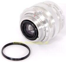 LEICA M39 a M42 Adaptador para el uso de Pentax Zenit M39 Cámara 35mm SLR Lente en M42