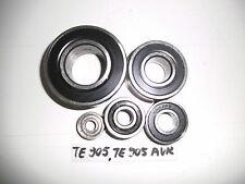 Hilti TE 905, te 905 AVR cuscinetti a sfera set per rotore e ingranaggi!!!
