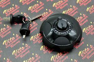 Locking Fuel Gas Cap Polaris Rzr Ranger 800 900 1000 570 Utv Atv Sportsman