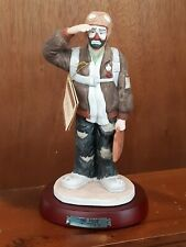 Emmett Kelly Jr. Professional Series by Flambro item 9604 The Pilot c.1992