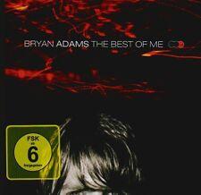 BRYAN ADAMS - THE BEST OF ME (2CD + DVD)