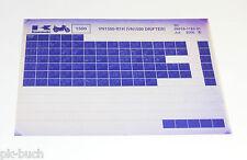 Microfich Ersatzteilkatalog Kawasaki VN - 1500 Drifter Model 2001 Stand 07/2000