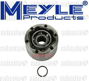 Meyle Rear CV Joint for Porsche 911-Turbo Only + 930