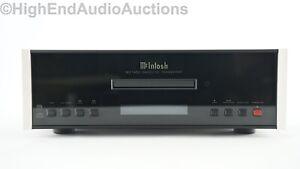 McIntosh MCT 450 SACD/CD Transport - Super Audio CD - Compact Disc - Audiophile