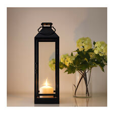 IKEA Candles Holder Lantern Block Candle Indoor Outdoor Home Decor Wedding Party