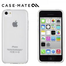 GENUINE CaseMate iPhone 5C Gelli Case Cover Clear | CM030065