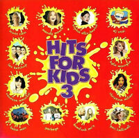 Hits For Kids 3 CD 2003 Five & Queen Kylie Minogue Garbage Abba Bob The Builder