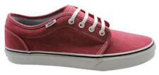Zapatillas deportivas de hombre VANS color principal rojo de lona