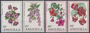F-EX19729 ANGUILLA MNH 1970 FLOWER ORCHILD FLORES.
