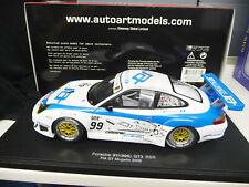 1:18 AUTOart Porsche 911 996 GT3 RSR Mugello 2006 NEW
