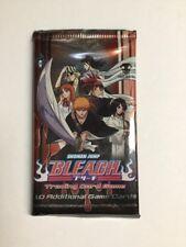 Shonen Jump Bleach First Edition Booster Pack New! CCG TCG