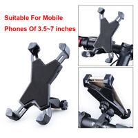 Universal Adjustable Bicycle Bike Phone Holder Cycling Handlebar Mount Bracket H