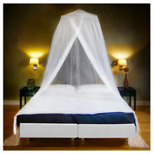 New ListingBed Mosquito Netting Mesh Elegant Lace Canopy Princess Round Dome Bedding Net