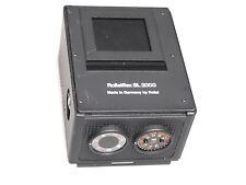 Rollei Rolleiflex sl2000 35mm revista