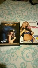 "Undercover (DVD, 2000, ""Gold Series"") OOP DVD + WOMEN OF WAL-MART RARE NUDITY"