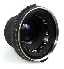 75MM F2.8 NIPPON KOGAKU LENS FOR BRONICA S
