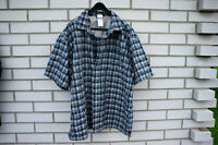 The North Face Button Shirt Men Casual Good Condition SIZE L Large