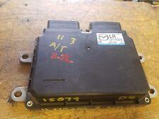 2011 MAZDA 3 2.5L  ENGINE CONTROL MODULE PART # L5F1 18 881B