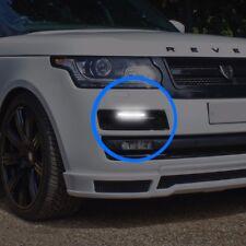 Range Rover Vogue L405 daytime running lights inserts & Phillips LEDs by Reveve