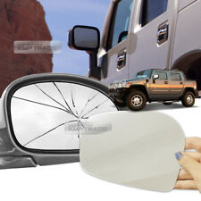 Car Side Mirror Replacement LH RH 2P for HUMMER 2003 04 05 06 07 08 09 H2