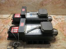 KOMO VR804TT ROUTER MOTOR SPINDLE RV154.22FB31S030CR NB52 18,000 RPM EACH