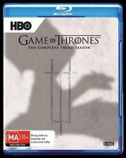 Game Of Thrones : Season 3 (Blu-ray, 2014, 5-Disc Set)