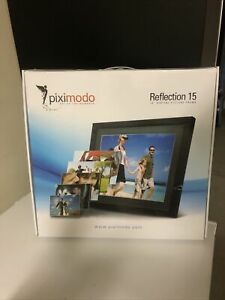 Piximodo Reflection 15 Inch Digital Picture Frame