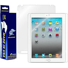 ArmorSuit MilitaryShield Apple iPad 2 Wifi/3G Screen Protector + Full Body Skin