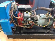 VANGUARD 627cc/ MG 10000 GPL 10 KVA GENERATOR powered by NG/LPG SPARES OR REPAIR