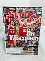 Sports Illustrated April 2014 Josh Gasser Wisconsin Regional Cover