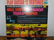 Play Guitar with the Ventures Dolton Records Album & Booklet Lead Bass Rhythm