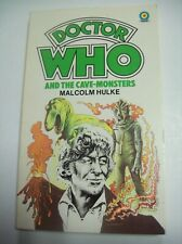 Doctor Who-The Cave Monsters-Target Book (1983)