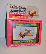 Chitty Chitty Bang Bang (1968, Transogram Toys) Pocket Play Game in Unopened Box