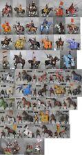 #12 DE AGOSTINI-DeAGOSTINI / ALTAYA/ FRONTLINE Aussuchen: Ritter Figuren + Pferd