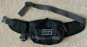 Dakine Hot Laps 2 Liter Fanny Bag, Black, One Size - rarely used