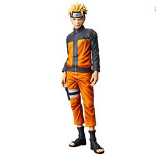 Banpresto Naruto Sasuke Uchiha Shippuden Grandista 27cm Shinobu Relations Uzumak