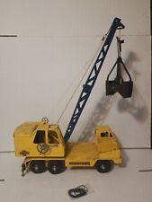 Nylint 2200 Michigan Shovel Crane Truck Equipment Yellow Version #1 - 1955-56