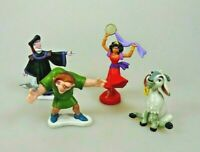 Der Glöckner von Notre Dame 4 Figuren Disney Sammelfiguren Set